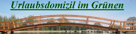 Urlaubsdomizil im Grünen